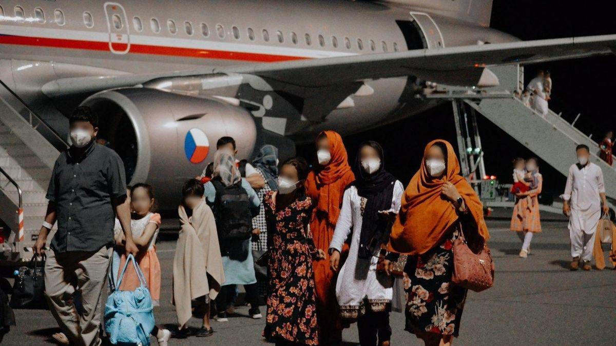 Kolik Afghánců bude chtít v ČR zůstat, není jasné