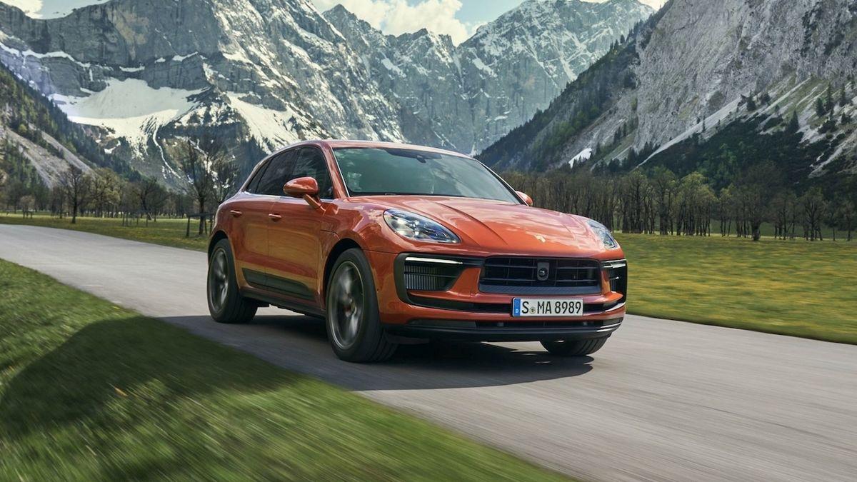 Porsche Macan prošlo modernizací do posledního roku života