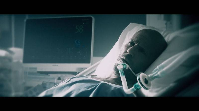 Trailer k filmu Rozhněvaný muž