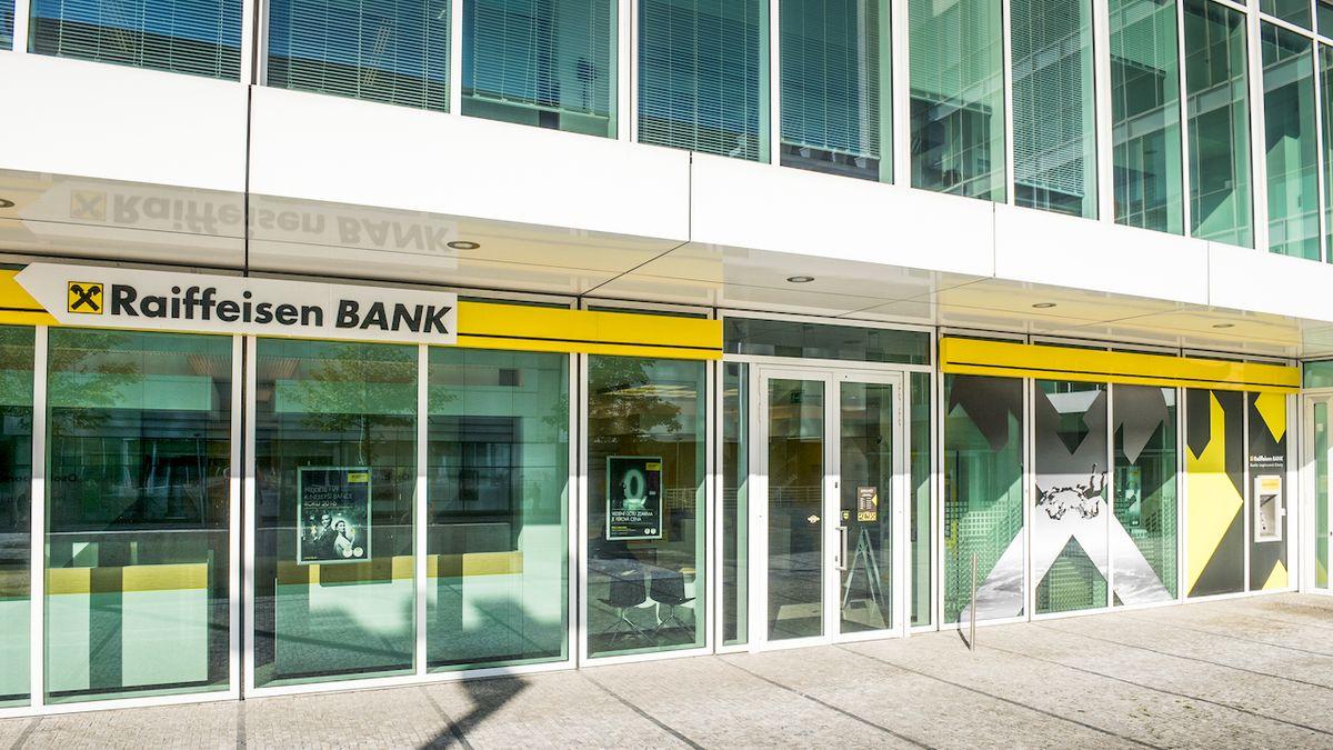 95 % požadavků lze vRaiffeisenbank vyřídit online, itěch firemních