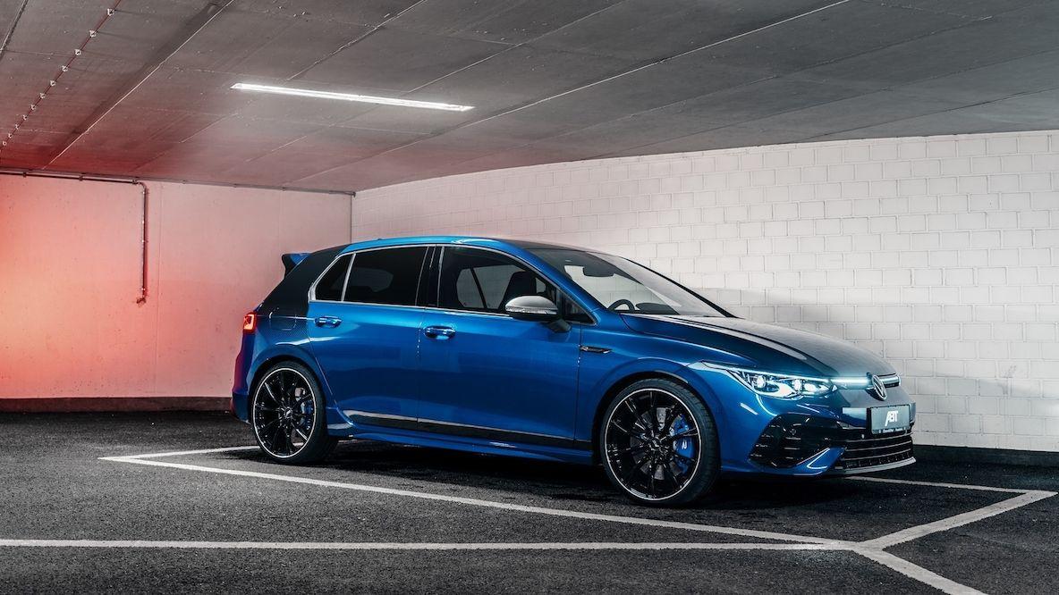 ABT dělá Volkswagen Golf R ještě ostřejší