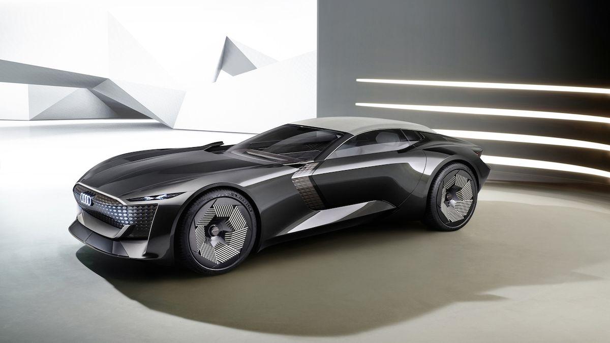 Nový koncept Audi se umí sám prodloužit, když potřebujete více místa