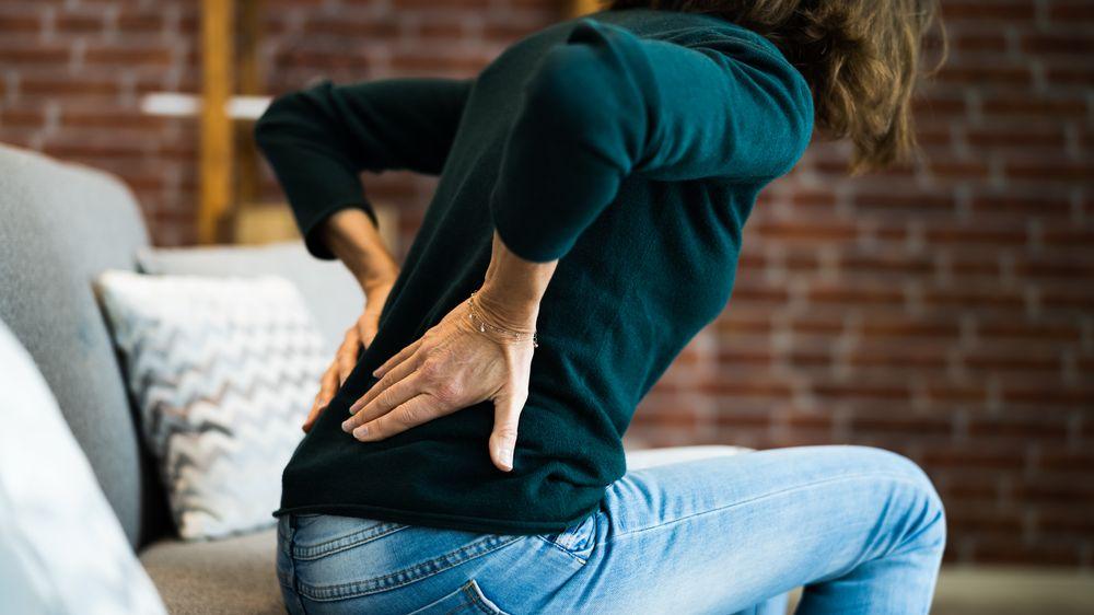 Bolest páteře má patřit mezi nemoci z povolání