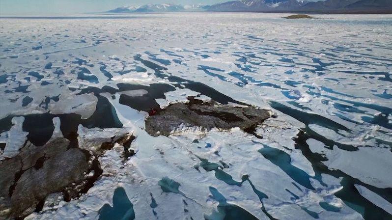 Vědci objevili nejsevernější ostrov světa