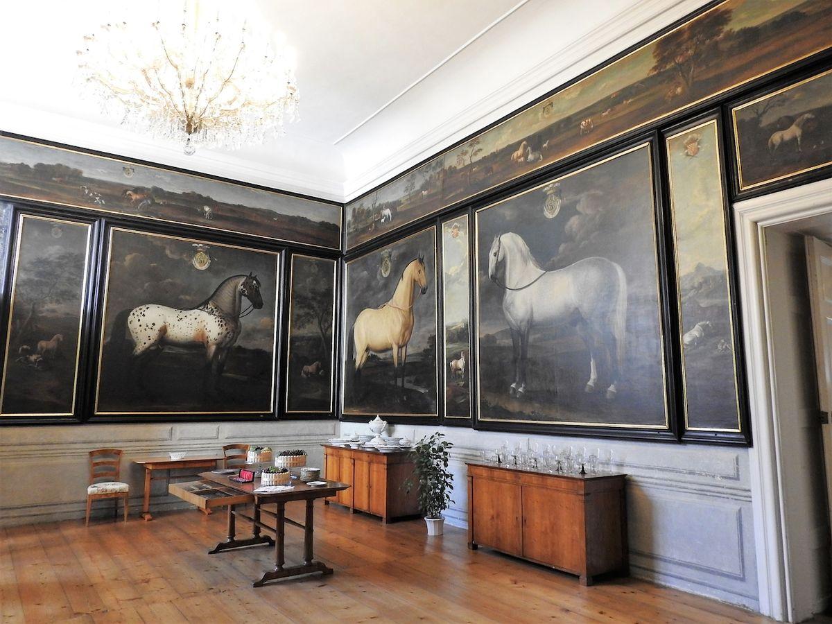 Koňská galerie