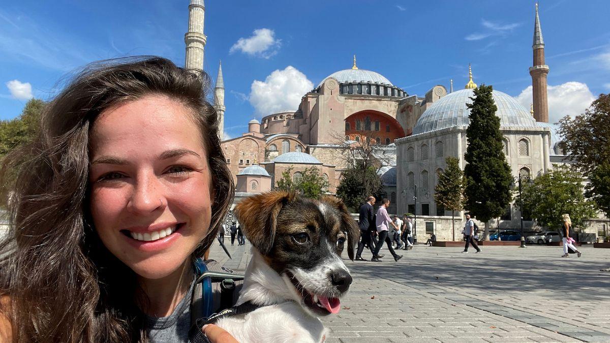 Po 104 dnech došla Češka pěšky do Istanbulu