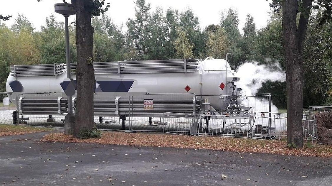 Kvůli úniku plynu evakuovali část obce Zbůch