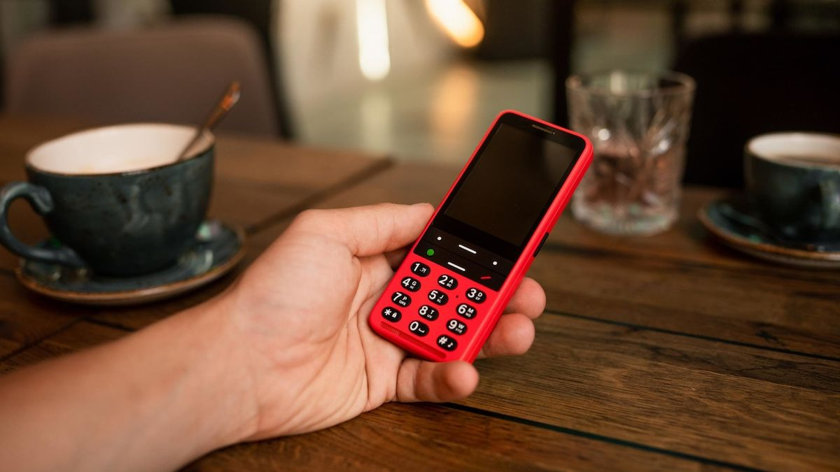 Telefon BlindShell Classic 2 +