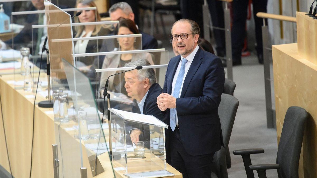 Alexander Schallenberg, nový spolkový kancléř Rakouska