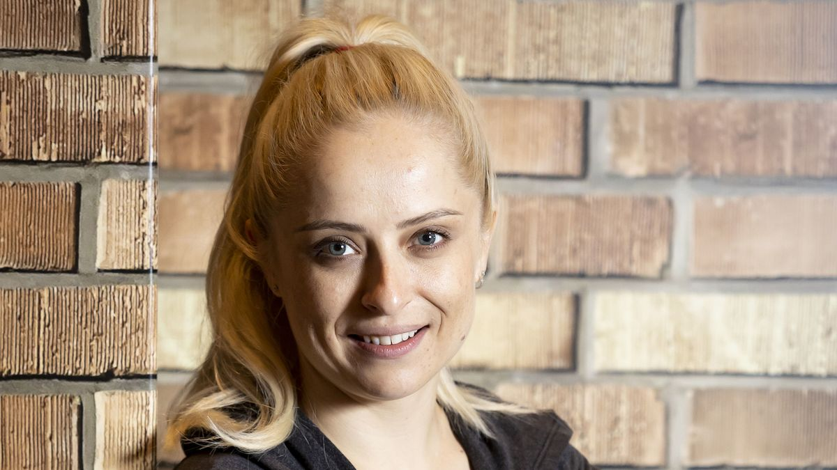 Kristýna Coufalová: Tanec je hlavně zábava