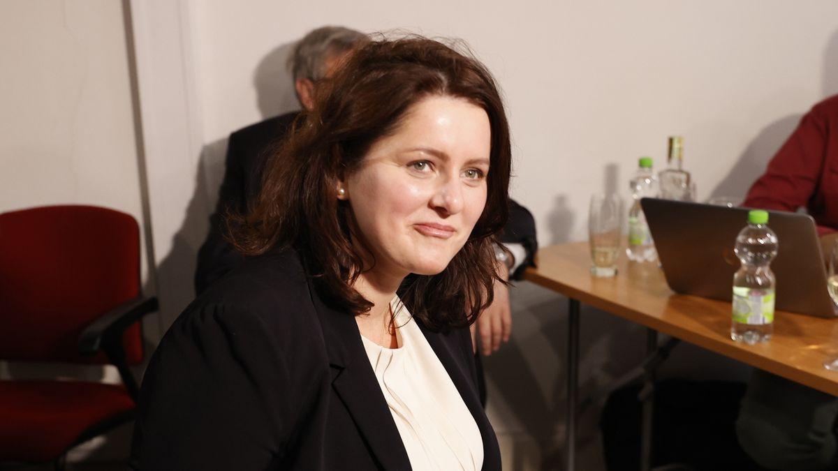 Místopředsedkyně ČSSD Jana maláčová