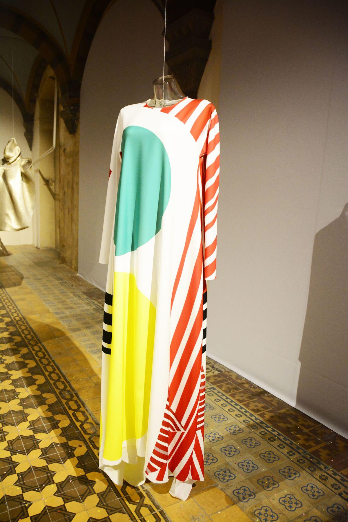 Šaty od návrhářky Liběny Rochové