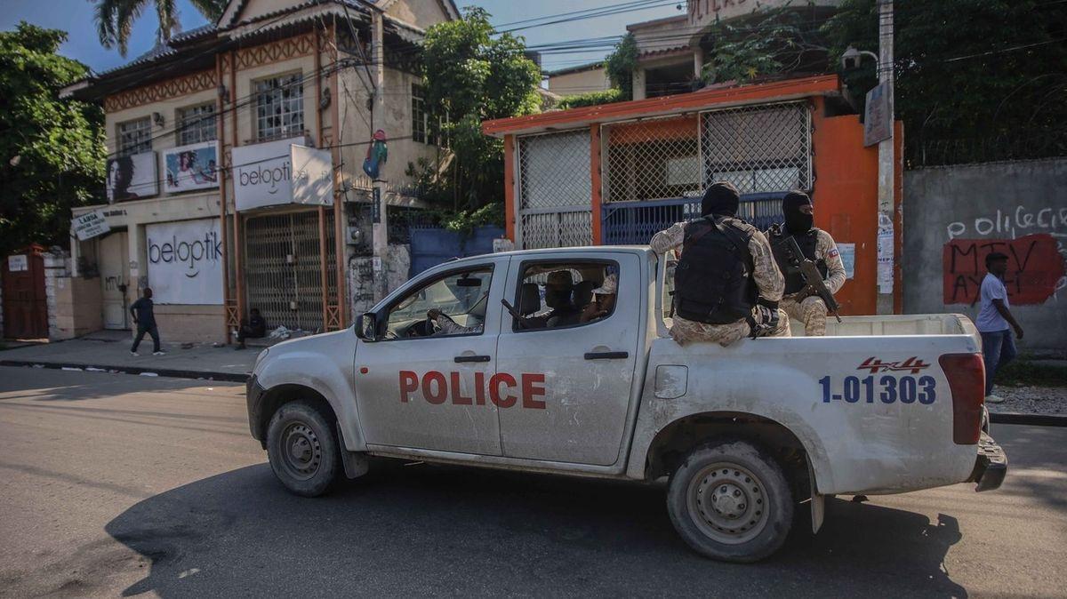 Haitští únosci žádají za propuštění amerických misionářů 372 milionů
