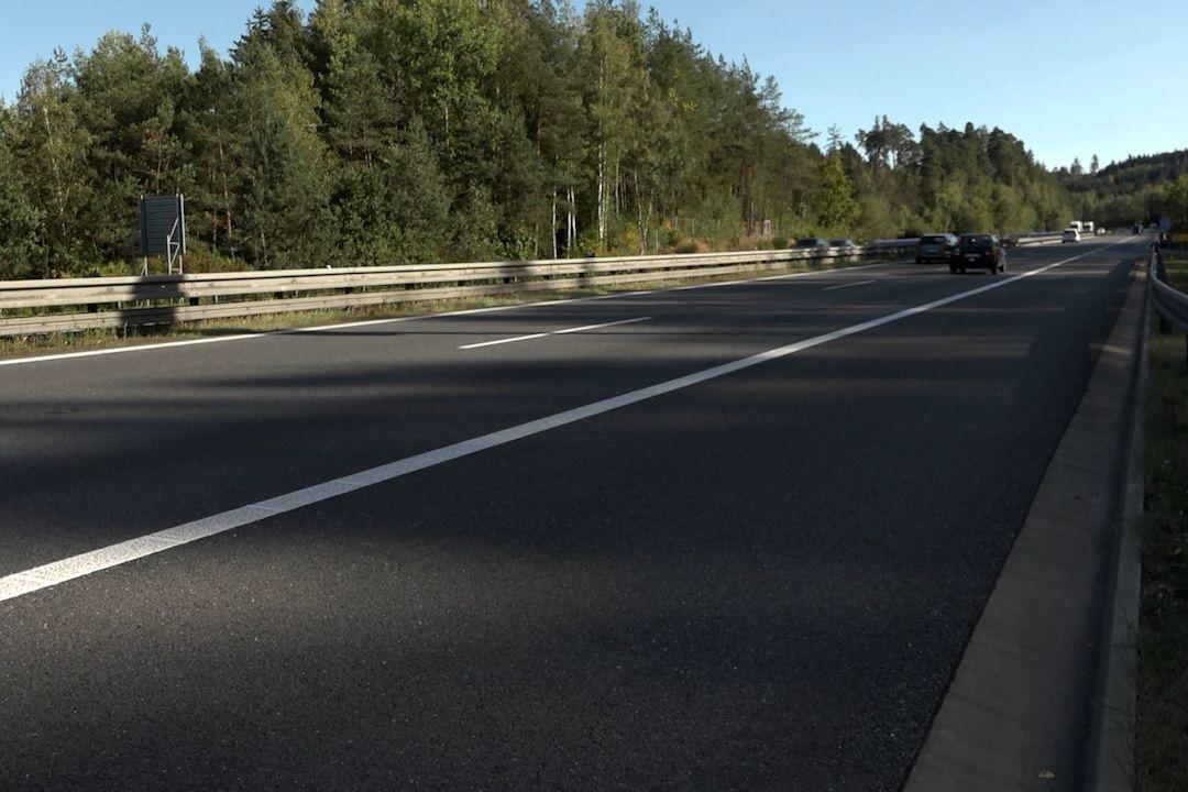 Zmodernizovaná dálnice D1
