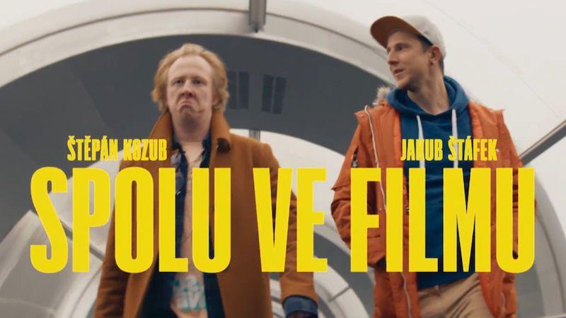 Komedii o dvou youtuberech natočili Štáfek a Kozub