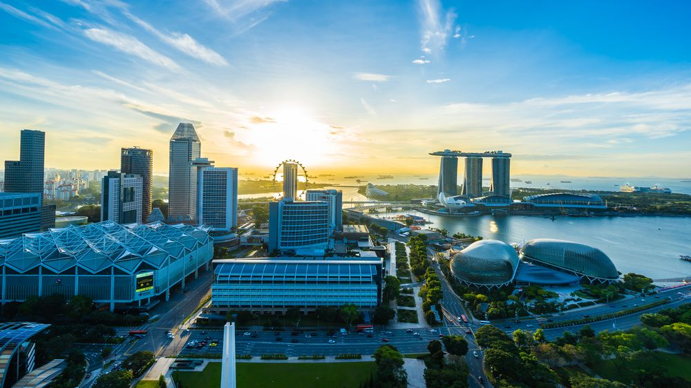 Singapur vpustí cestovatele ze všech zemí. Ale jen kvůli práci