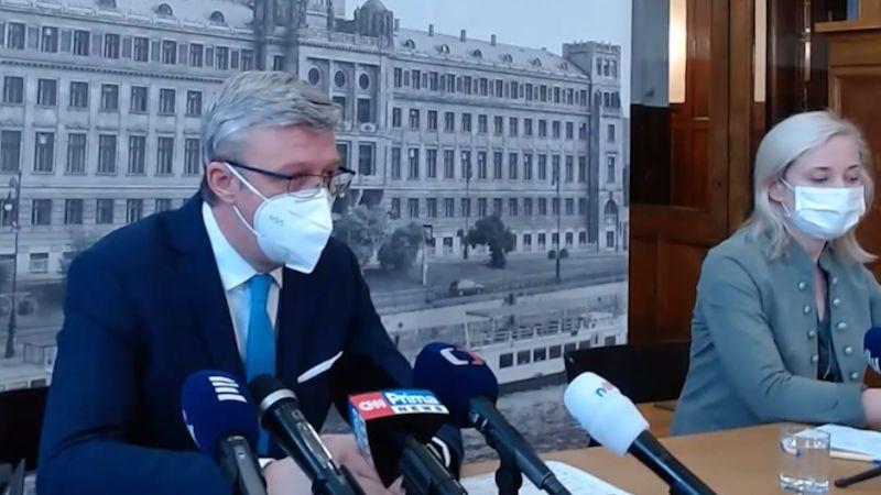 Tisková konference: Rozvolňování podle ministra Havlíčka