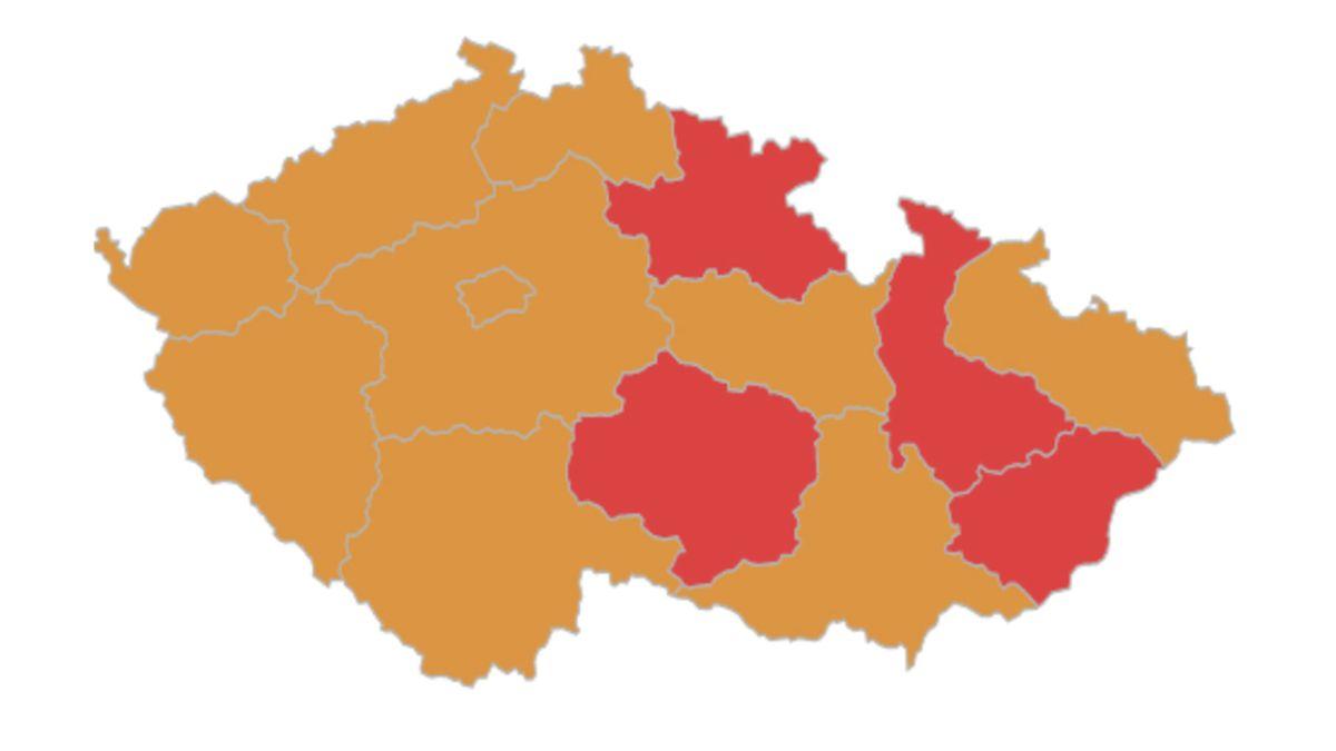 V ČR do večera 1406 nakažených, rekordní počet úmrtí v Chorvatsku
