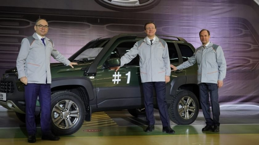 Lada Niva je zpět a má po faceliftu, o legendární off-road se ale nejedná