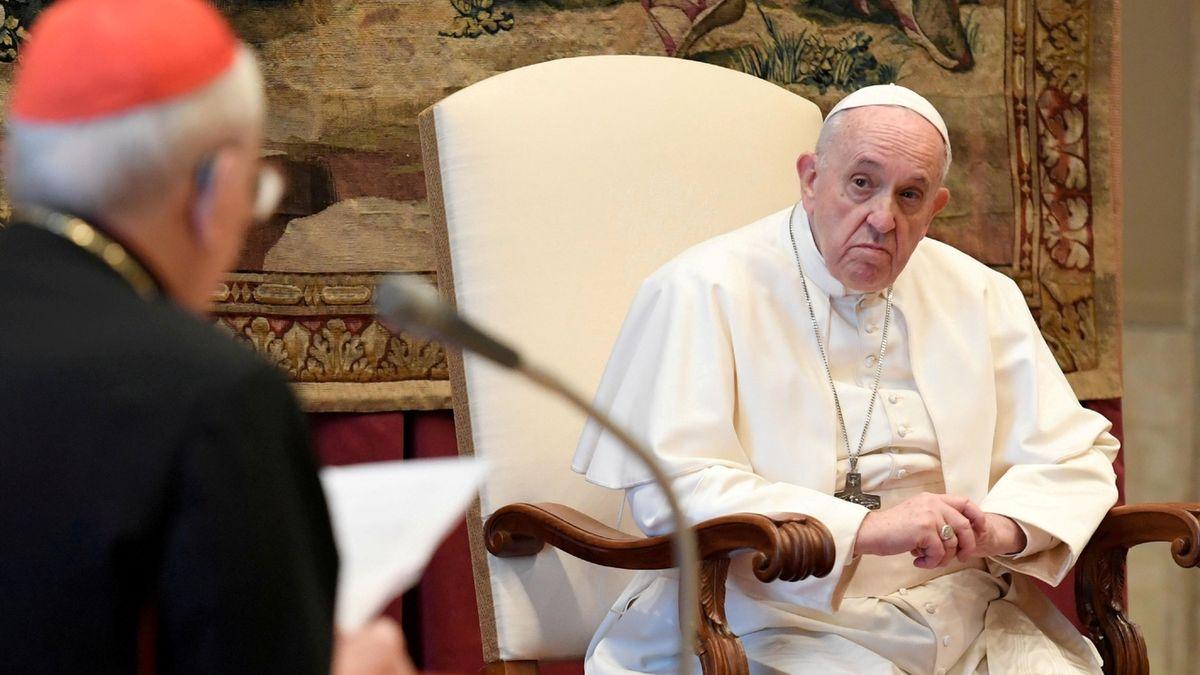 Papež František navštíví Slovensko