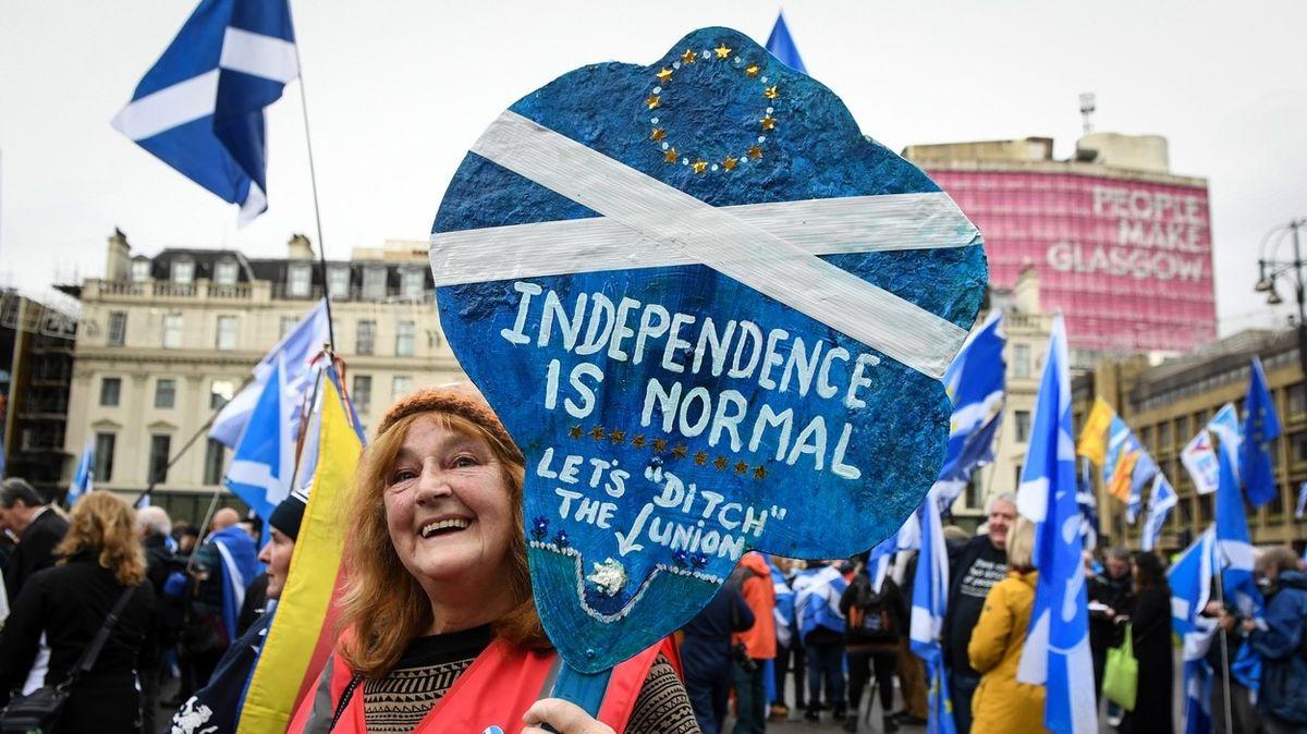 Soud rozhodne, jestli se Skotové smějí vzepřít Británii