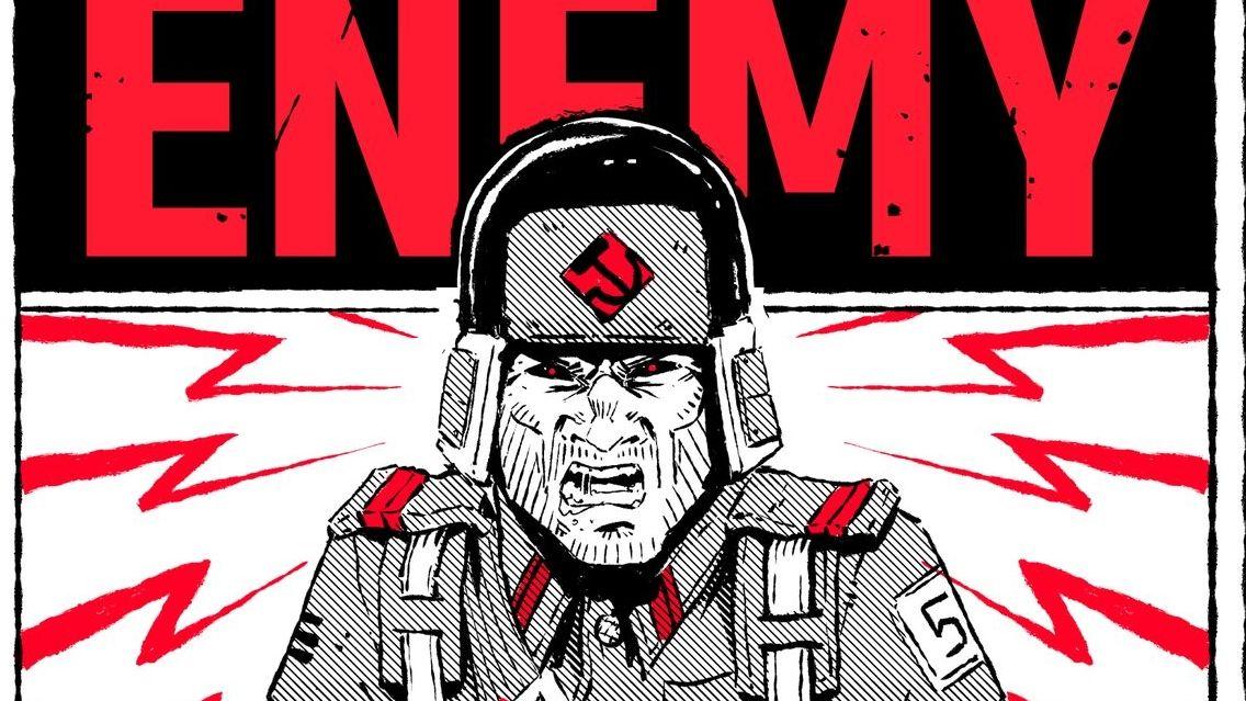 RECENZE: Komiks 1984 nedělá geniálnímu sci-fi románu ostudu
