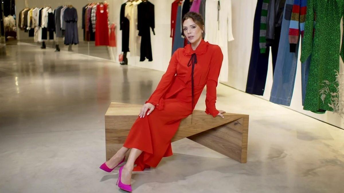 Victoria Beckhamová představila svou novou kolekci
