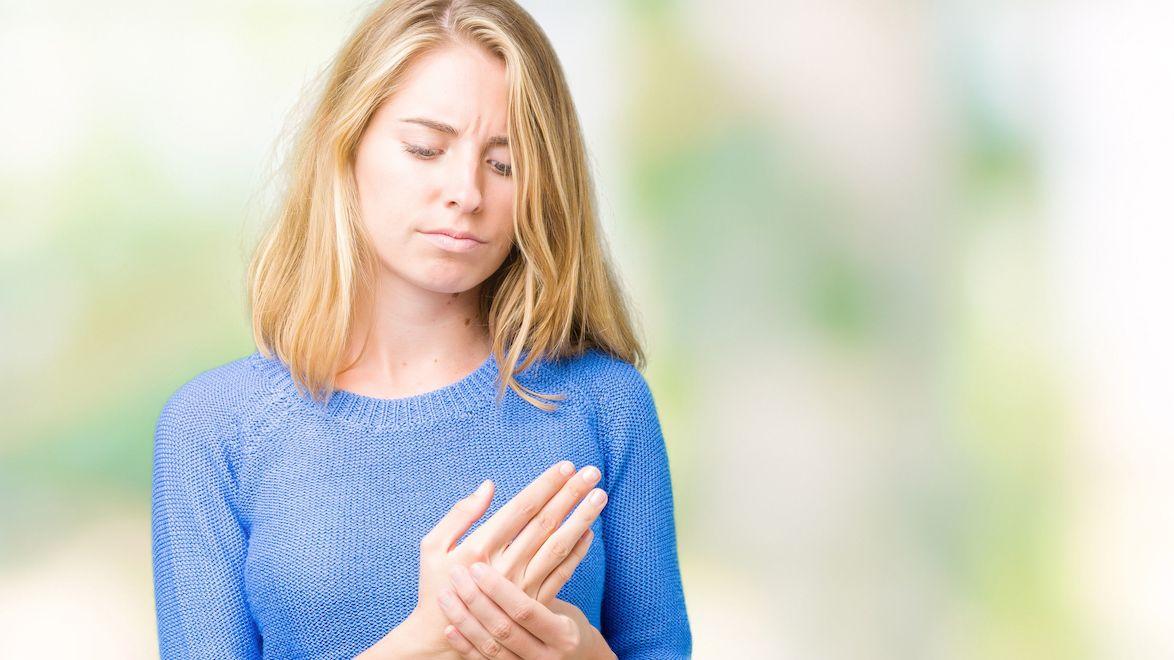Revmatoidní artritida není nemoc stáří