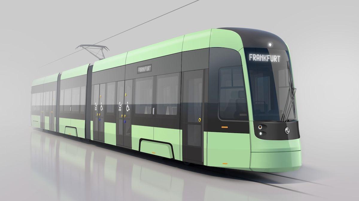 Plzeňská Škoda dodá 24 nízkopodlažních tramvají do Braniborska