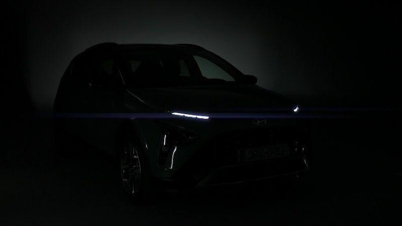 Hyundai představuje nový crossover Bayon