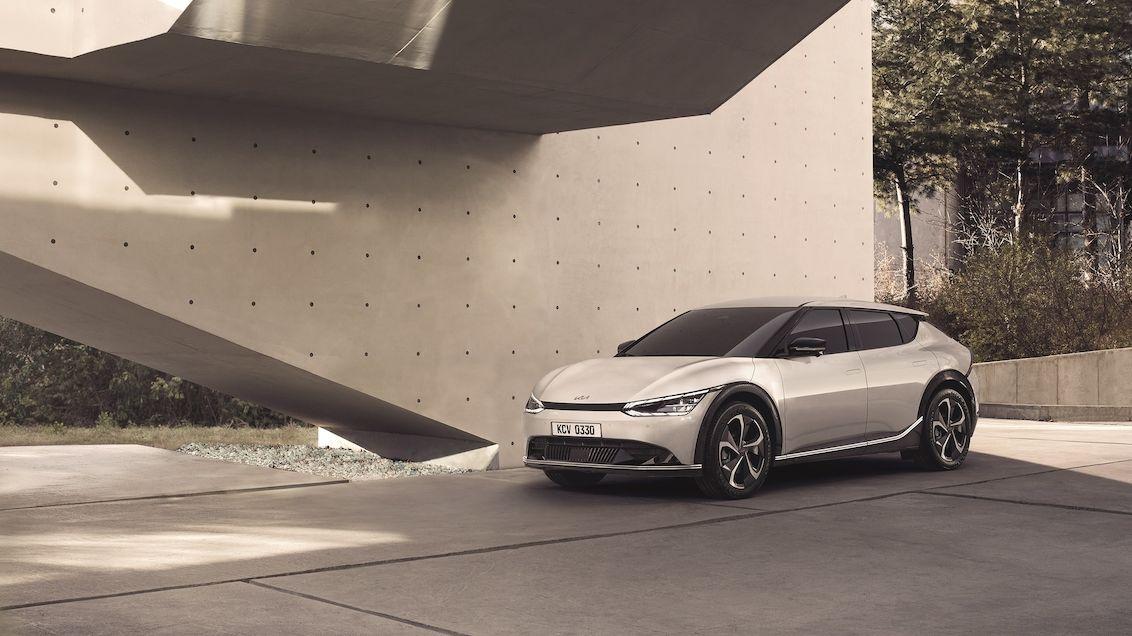 Elektromobil Kia EV6 má ceny pro český trh, začíná nad milionem