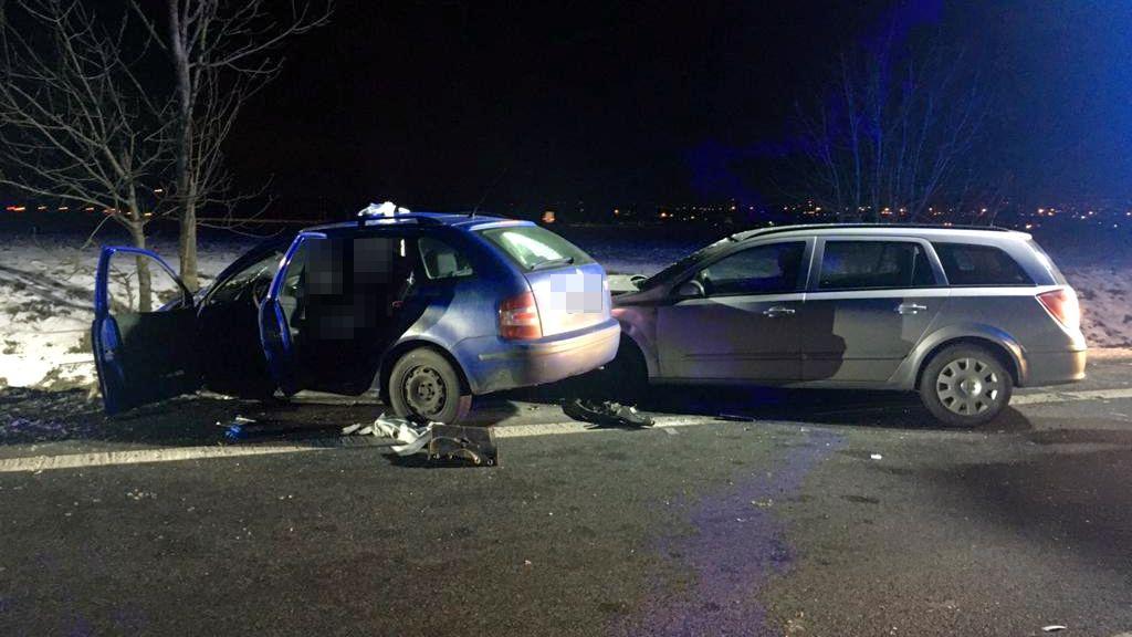 Policie posílá k soudu opilého řidiče. Za smrtelnou nehodu mu hrozí šest let vězení