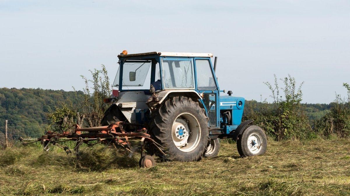 Belgický farmář omylem posunul francouzskou hranici