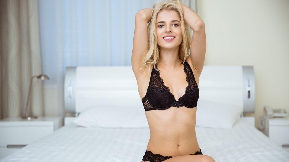 Sexy spodní prádlo je přínosné nejen pro muže, ale hlavně pro ženy