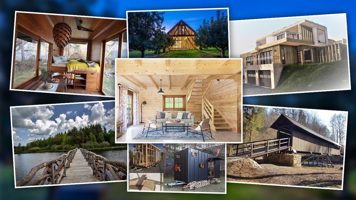 Jedenáct pojedenácté. Soutěž Dřevěná stavba roku zná své letošní vítěze