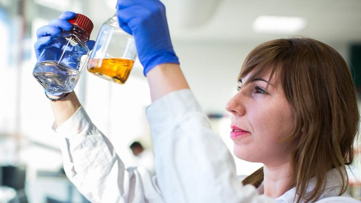 """Vědci z Olomouce vyvinuli """"šumák"""", který vyčistí kontaminovanou vodu"""