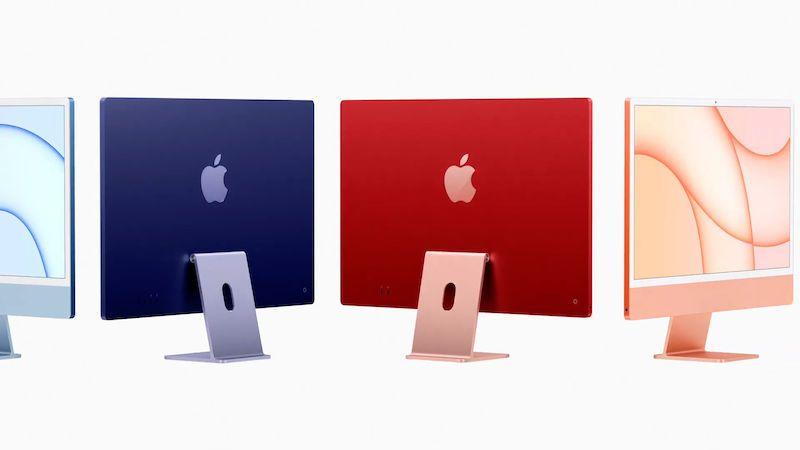 Apple omladil nabídku počítačů i tabletů. A to není všechno