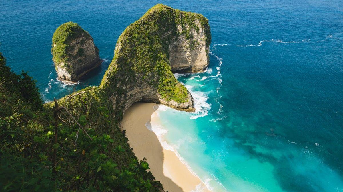 Nejhezčí pláž je podle Instagramu na Bali
