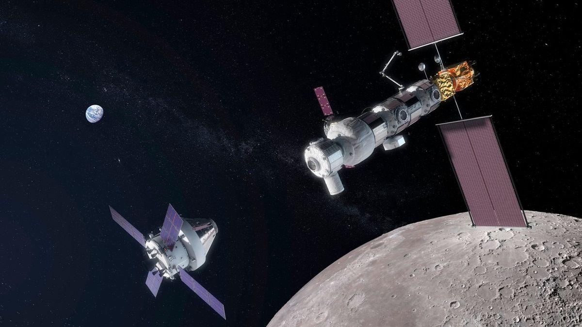 Česká společnost se zúčastní mise na Měsíc, dodá detektory