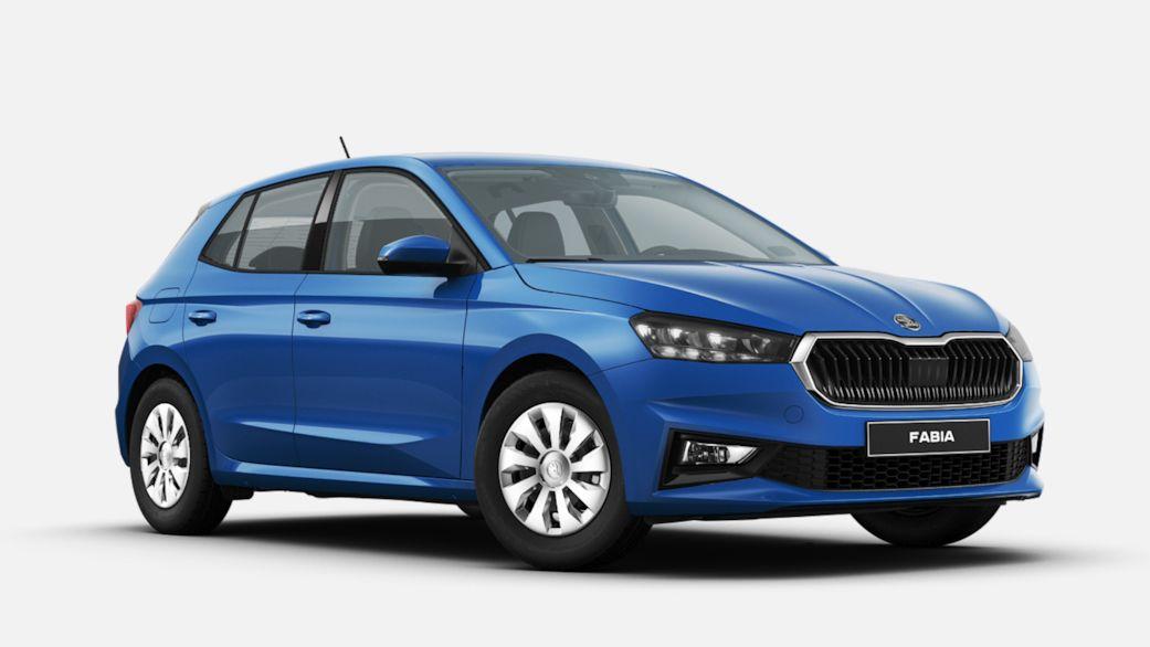 Jak vypadá nová Škoda Fabia v základní výbavě