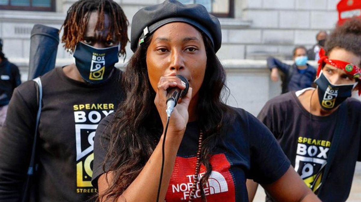 Postřelená aktivistka Black Lives Matter se možná ocitla uprostřed bitvy gangů