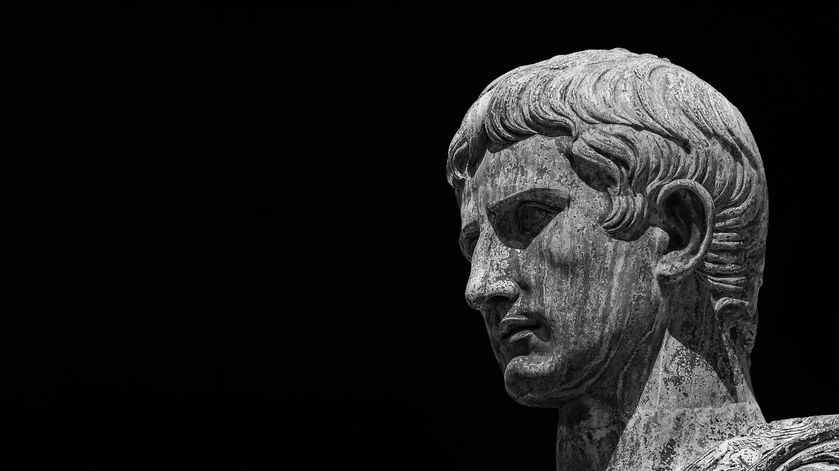 V Itálii objevili mramorovou hlavu prvního římského císaře Augusta