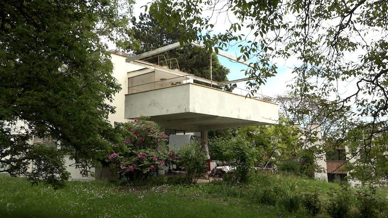 Vila ze 30. let od architekta Žáka i dnes dokazuje svou modernost a udržitelnost