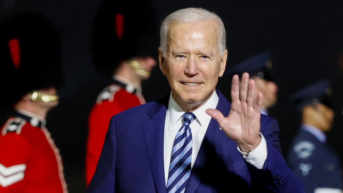Konflikt s Ruskem nechceme, jsme na něj ale připravení, řekl Biden
