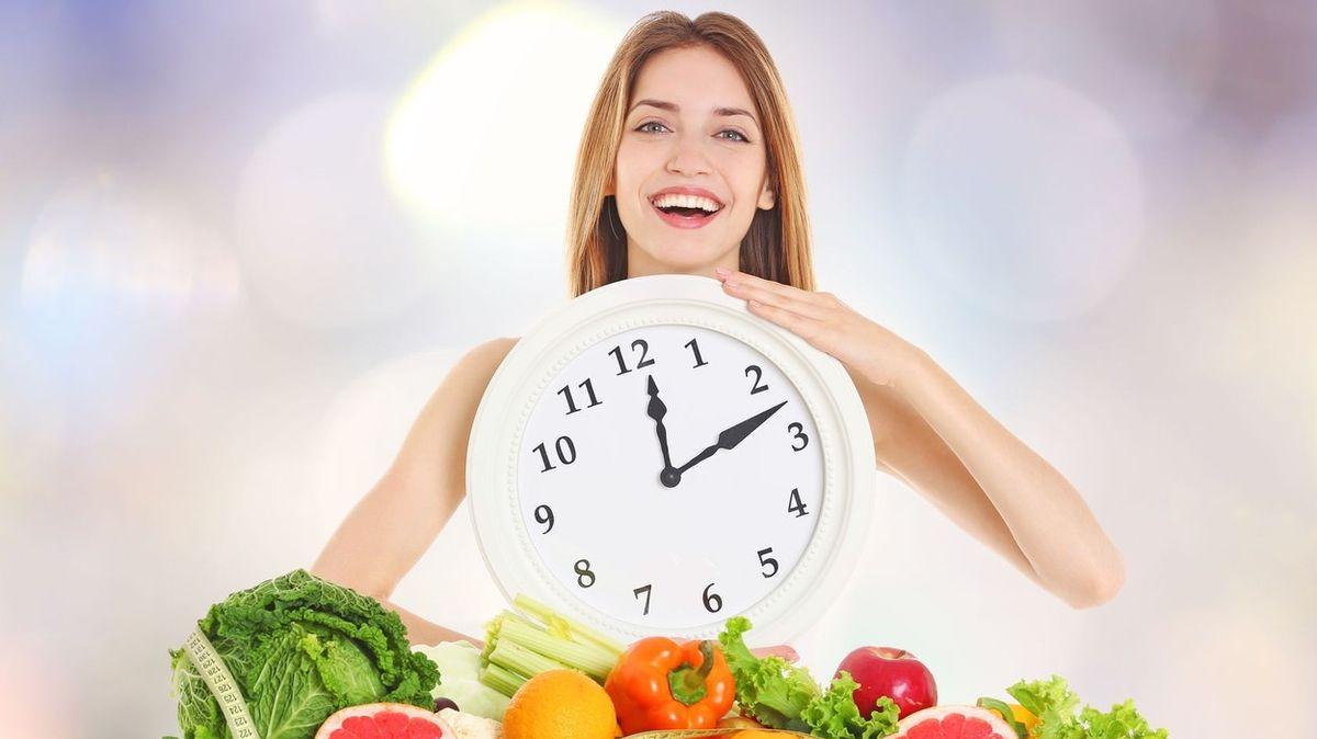 Klíčový krok k hubnutí: správné rozvrhnutí jídla během dne