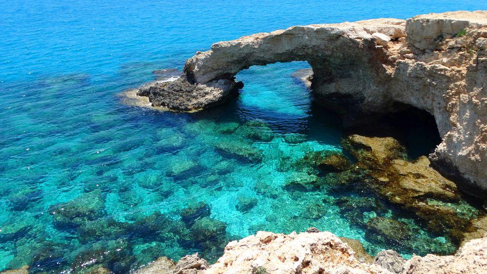 Nejčistší vodu na koupání má ze zemí Evropské unie Kypr