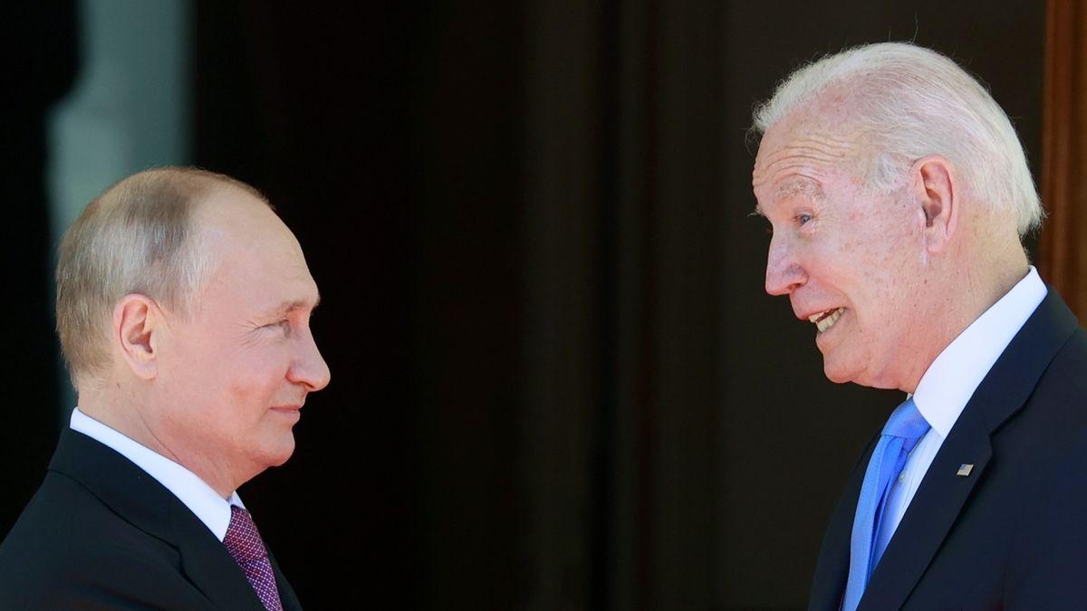 Putin a Biden jednali 3,5 hodiny: Velvyslanci se vrátí na svá místa