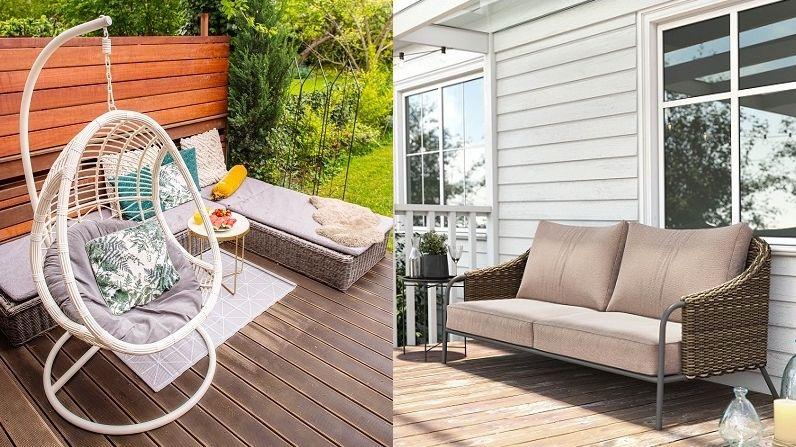 O zahradní nábytek online je zájem, trendem je umělý ratan