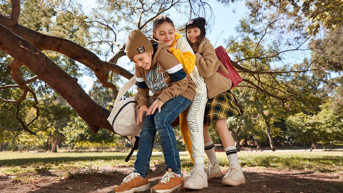 Nápady a inspirace na oblečení pro malé školáky