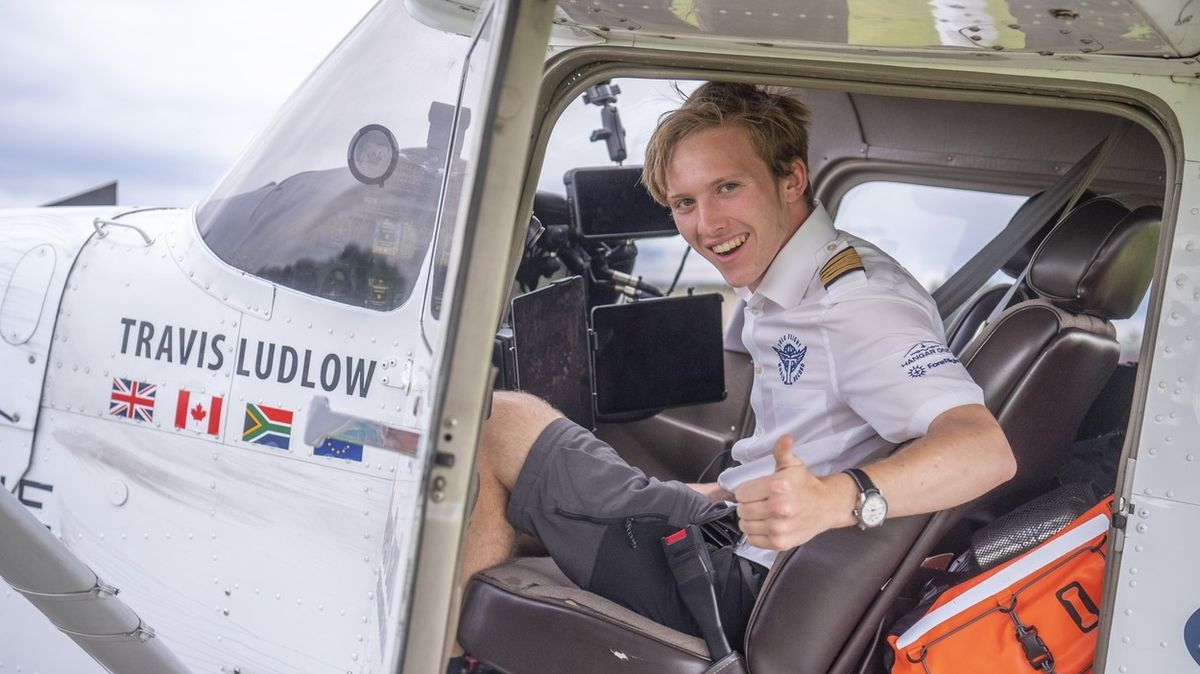 V 18 letech obletěl jako nejmladší člověk na světě zeměkouli